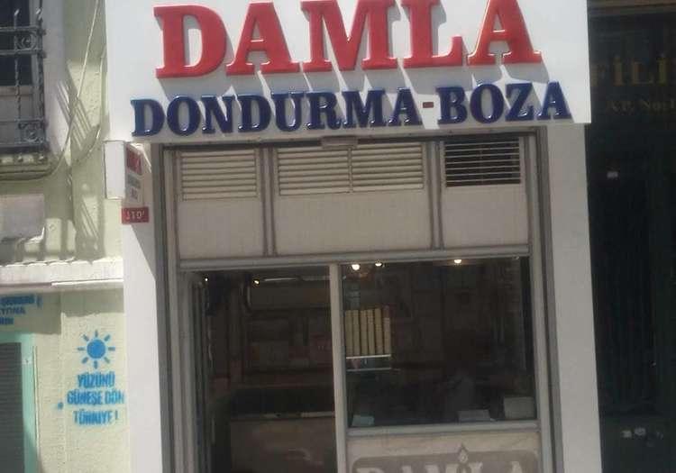 Damla Dondurma - Boza