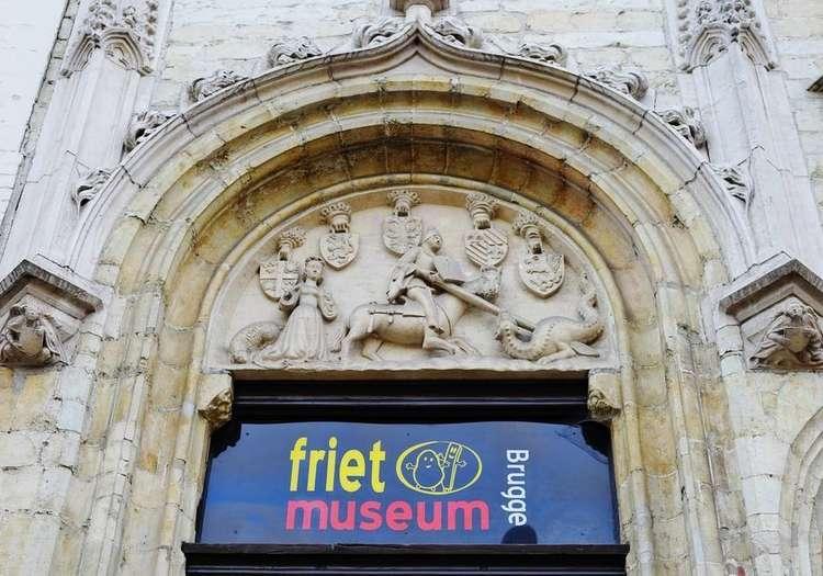 Friet Müzesi – Belçika