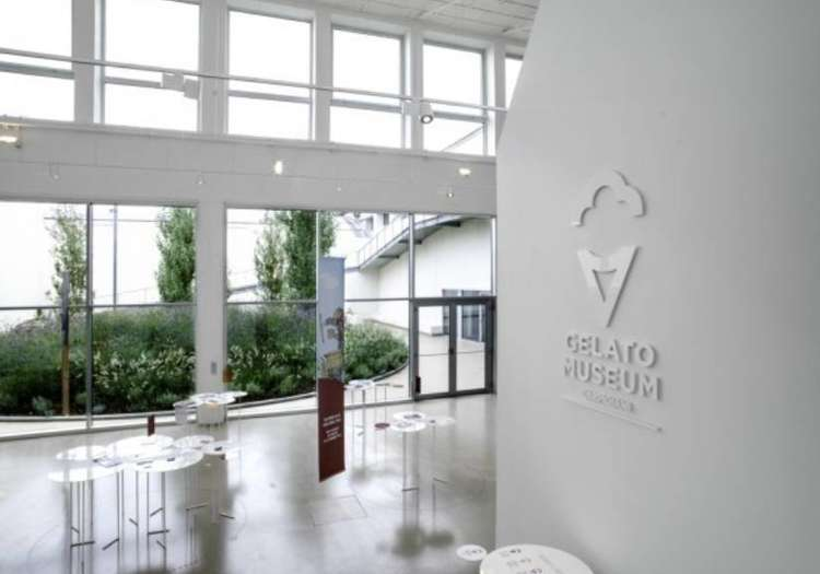 Gelato Müzesi – İtalya