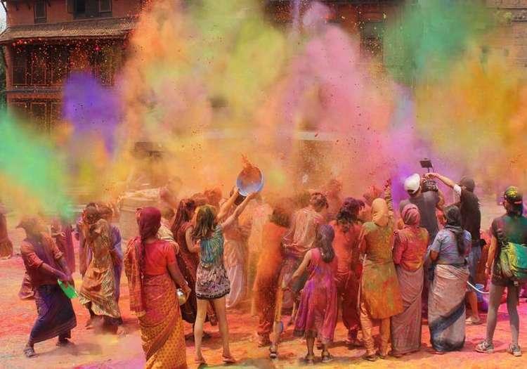 Holi Festivali – Yeni Delhi