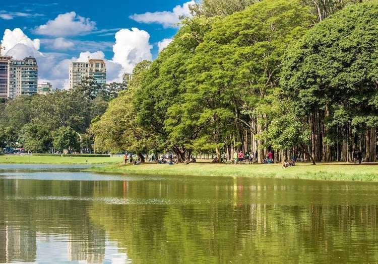 Ibirapuera Parkı, Sao Paulo