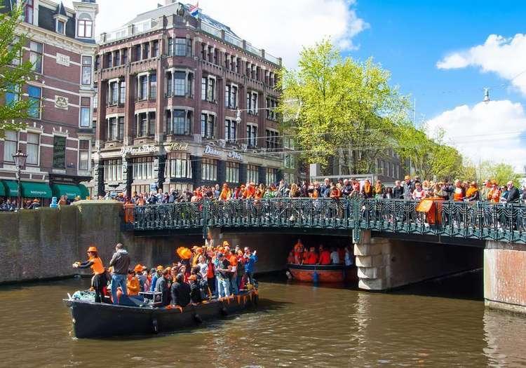 Kral Günü – Amsterdam
