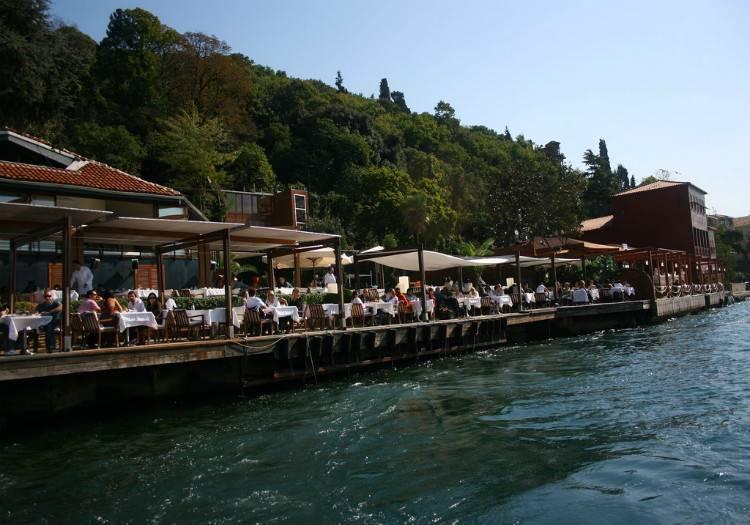 Lacivert Anadolu Hisarı