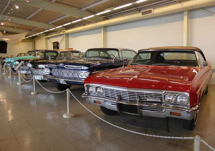 Mehmet Arsay Klasik Otomobil Müzesi
