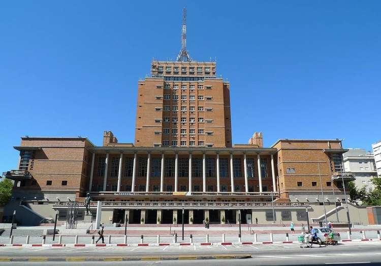 Montevideo Belediye Binası