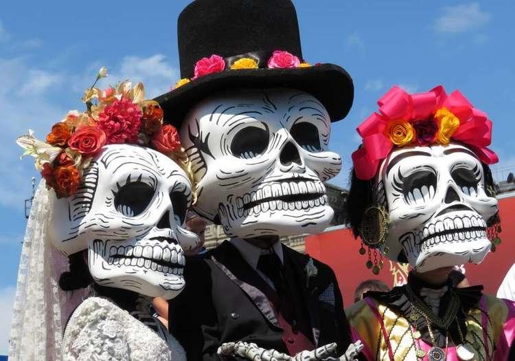 Ölüler Günü – Meksika