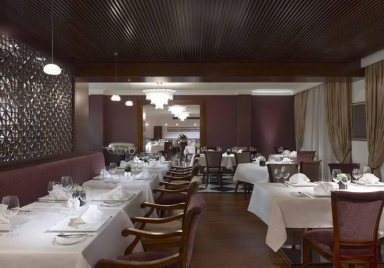 Agatha Restaurant Pera Palace