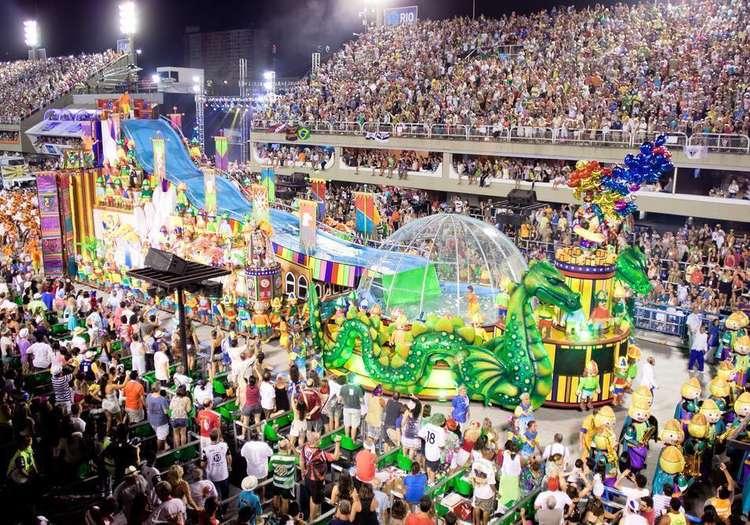 Rio Karnavalı – Rio de Janeiro