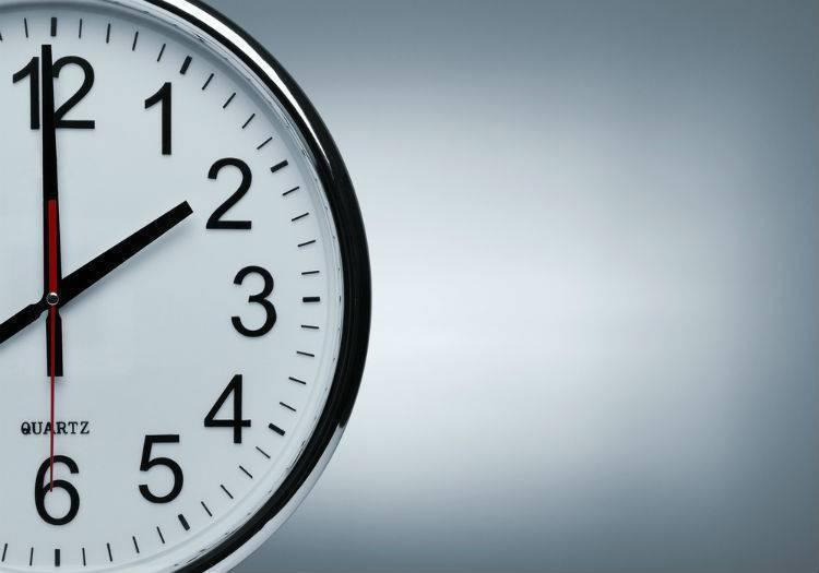 Saati önceden ayarlayın