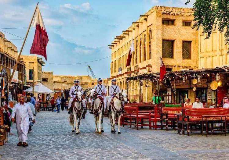Souq Waqif çarşısında geleneksel Katar kültürünü tanıyın