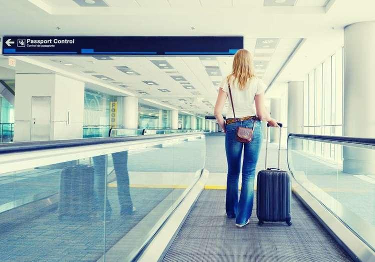 Tekerlekli bir bavul seçin