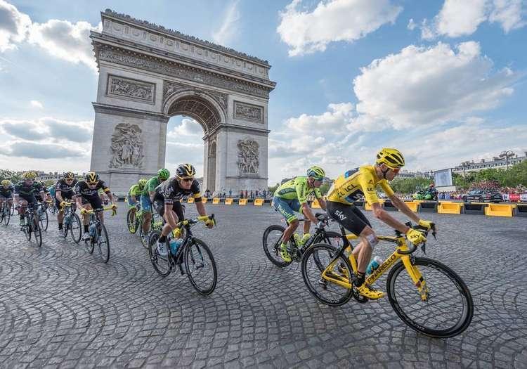 Fransa Bisiklet Turnuvası - Fransa