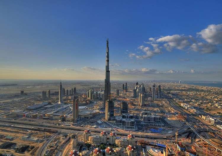 Dünyanın en yüksek camisi
