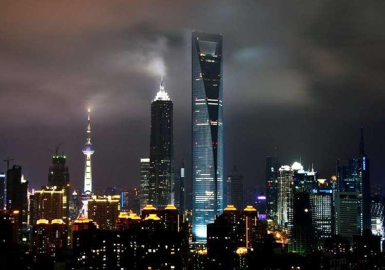 Şangay Dünya Ticaret Merkezi