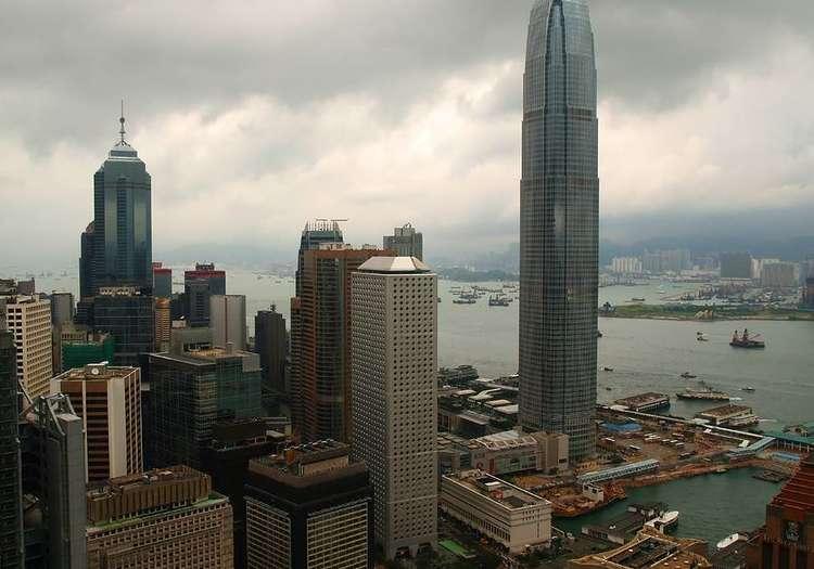 Hong Kong Uluslararası Ticaret Merkezi