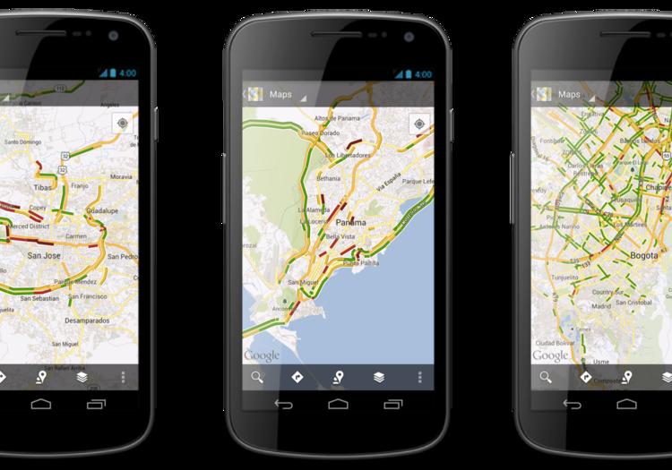 Kaybolmak istemeyenlere Google Maps