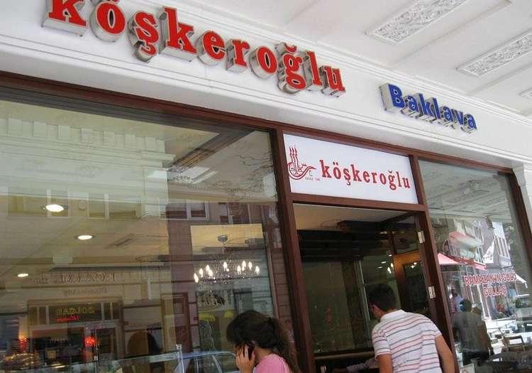 Köşkeroğlu Baklava – İstanbul