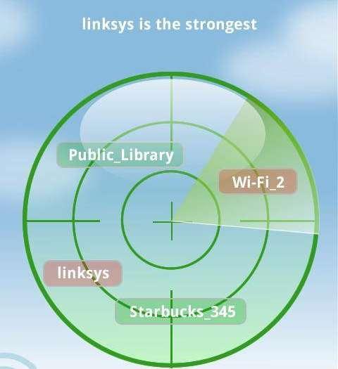 İnternetten kopmamak için Wifi Finder