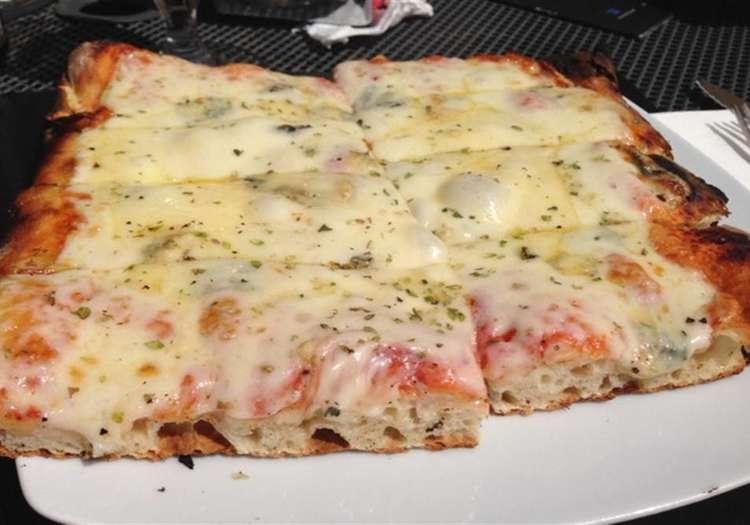 Uruguay Usulü Pizza