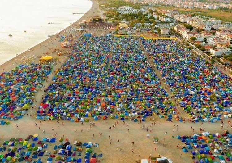 Zeytinli Rock Festivali - Balıkesir