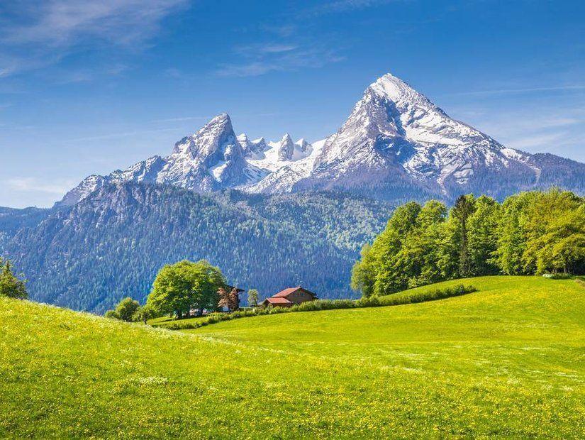4- Alpler – Avrupa