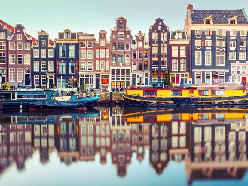 3- Amsterdam