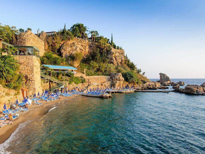 Antalya (Gidiş dönüş 139 TL)