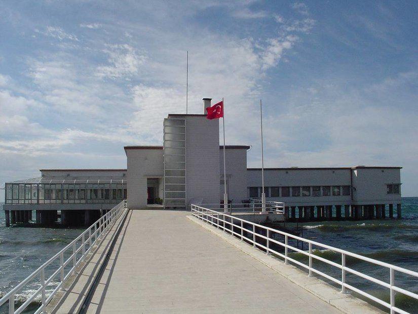 2-Florya-Yeşilköy hattı (Atatürk Evi Havacılık Müzesi Akvaryum)