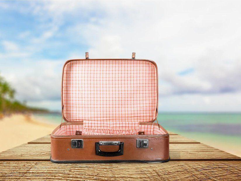 5- Eski bagaj etiketlerini kaldırın