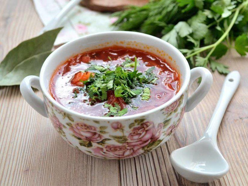 2- Borsch Çorbası