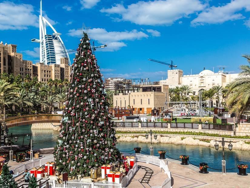 3- Sıcak kutlamaların adresi: Dubai