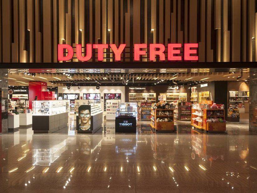 7- Alışverişi havalimanında yapın