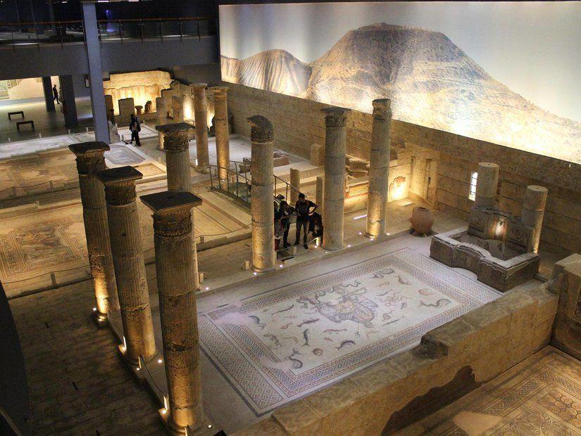 Ruhu doyuran binlerce yıllık eserler