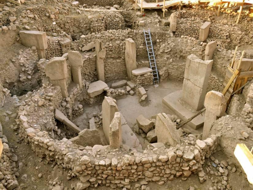 2- Göbeklitepe'de tarihe yolculuk yapın