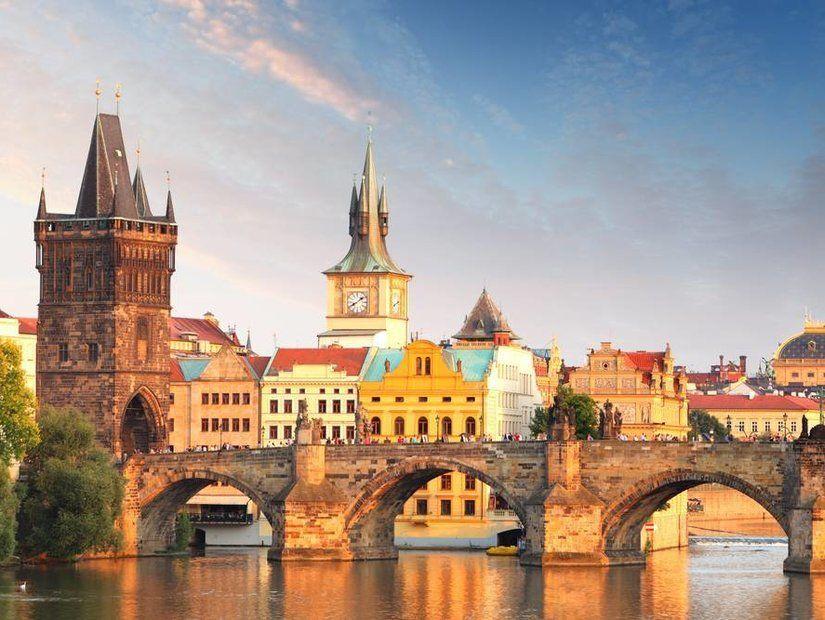 8- Karl Köprüsü – Prag