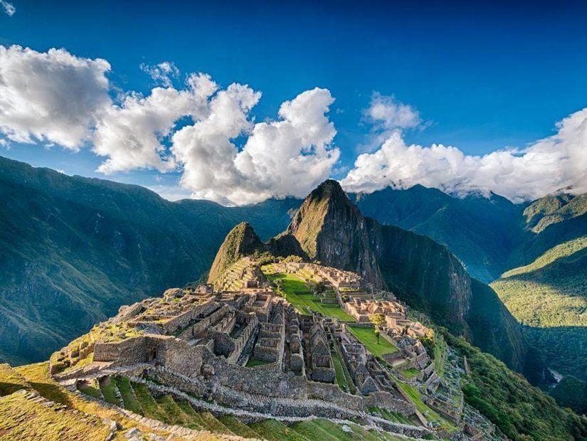 3- Machu Picchu – Peru