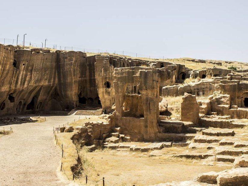 5- Doğu Roma'nın mirası Dara Antik Kenti