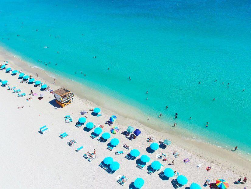 3- Güney Plajı – Miami