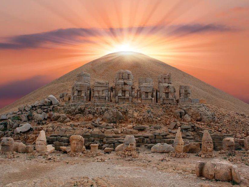 3- Nemrut Dağı