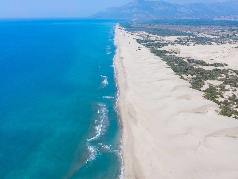 Türkiye'nin EN temiz 20 plajı