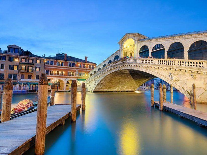 2- Rialto Köprüsü – Venedik