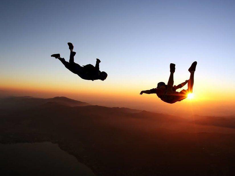 2- Efes'te serbest paraşüt