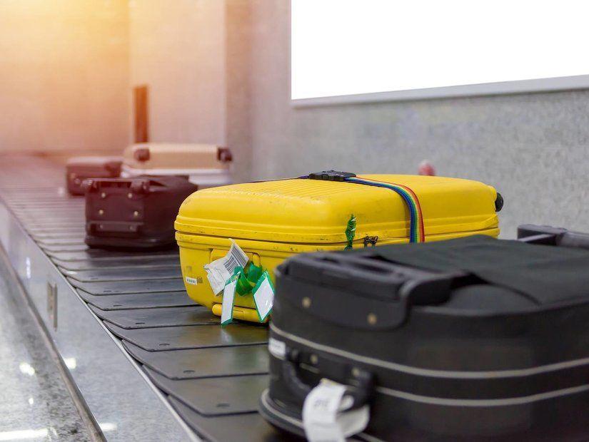 3- Bavul tesliminde erkenci davranın