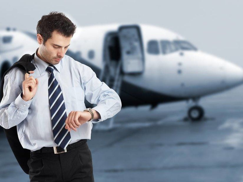Uçuş saatini kontrol edin ve havalimanına erken gidin