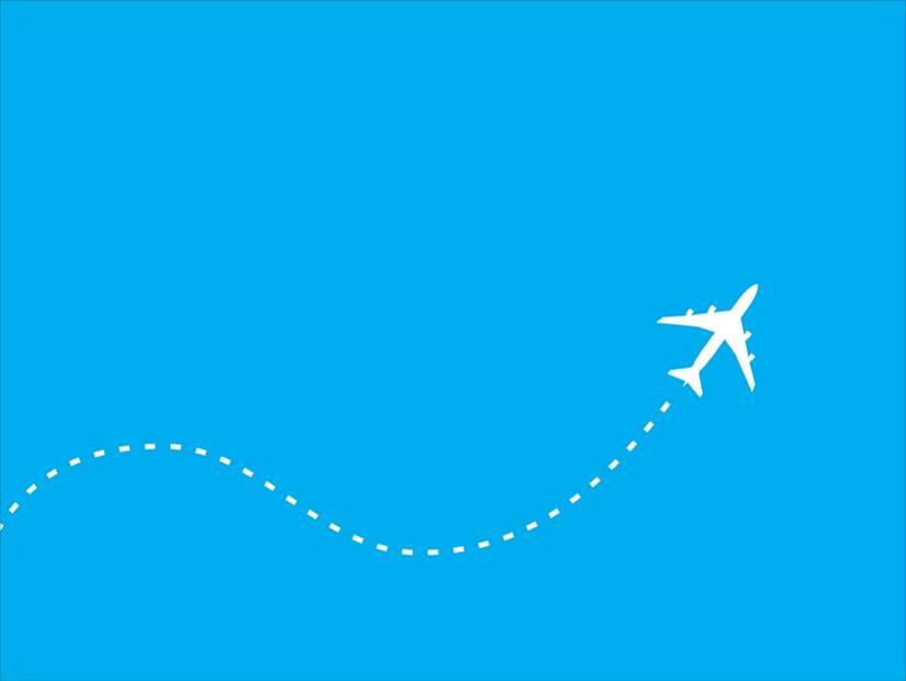 Uçaklar hep aynı rotayı mı izler?