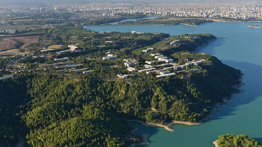 Türkiye'deki EN güzel üniversite kampüsleri