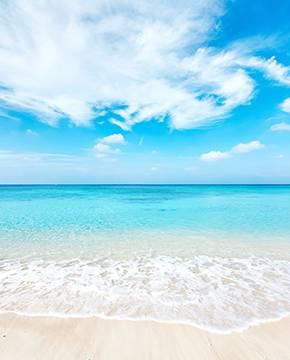 Deniz, Kum, Güneş