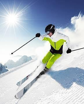 Skirouten